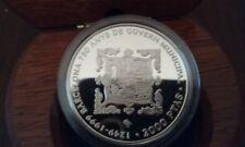 Estuche Moneda Plata 2000 ptas ESPAÑA 1999