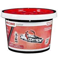 Meccano Junior 150 Piece Bucket Set- 6026711 FREE DELIVERY UK FDFDFDF