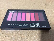 Maybelline Lip Gloss Palette - 8 Shade