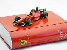 Jean Alesi Ferrari 412 T1b #27 Formel 1 1994 GP Spa 1:43 Ixo