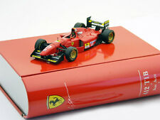 Jean ALESI FERRARI 412 t1b #27 formula 1 1994 GP SPA 1:43 IXO