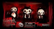 SKELANIMALS Pen, Jae + Pudge - 3 Vinyl Figuren Box Set (Series 3)