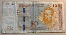 BOSNIA ERZEGOVINA 10 MARCHI CONVERTIBILI 2012 MOLTO RARA DA COLLEZIONE