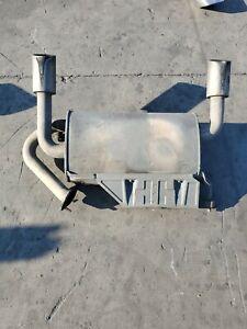 Infiniti Fx35 Fx45 03-08  EXHAUST MUFFLER  Rear OEM