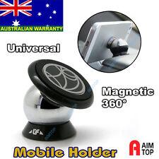 Universal Magnetic Mobile Phone Holder / Mount for Car, 360 degrees