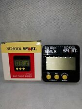 New School Smart Big Digit Count up / Count Down Timer