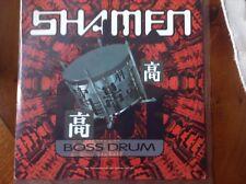 "Shamen - boss drum - excellent condition uk 7"" vinyl"