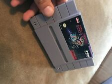 SUPER R-TYPE (Super Nintendo) shooter game classic irem SNES