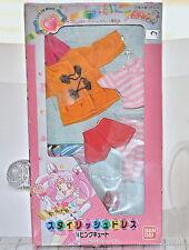 Chibimoon Chibiusa doll clothes clothing Sailor Moon S pink cute Bandai Japanese
