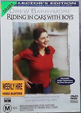 Riding In Cars With Boys (DVD, 2001) - Region 4