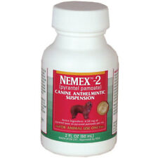 Pfizer Nemex Ii Dog Puppy Wormer (Pyrantel Pamoate) 2 oz Bottle