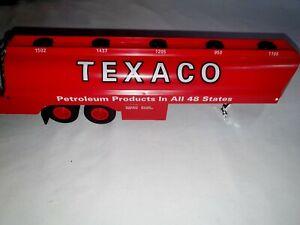 "Vintage 1/34 Scale 1958 ""B"" Mack Texaco Tanker Truck, EXCELLENT!"