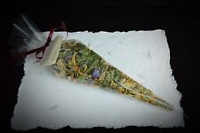 WITCHES HERB MIX Pot pourri Wicca Pagan Protection Witchcraft