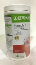 Herbalife Formula 1 Shake Strawberry Flavour 500 gm (Pack of 2)