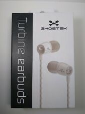 Ghostek Turbine Earbuds With Mic And Media Controls