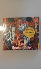 MOTORHEAD - 25 ALIVE BONESHAKER - DVD & CD DIGIPACK EDITION