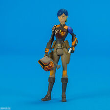 STAR WARS ROUGE ONE REBELS LOOSE ULTRA RARE SABINE WREN MINT CONDITION. C-10+