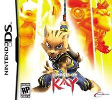 *NEW* Legend of Kay - Nintendo DS