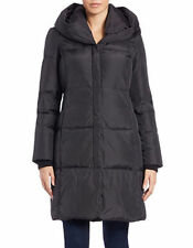 SOLD OUT Michael Kors Black Hooded Down Jacket #M82099L: Size Medium