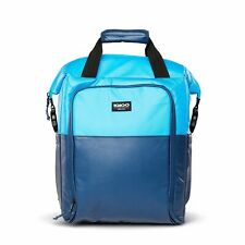 Igloo Seadrift Switch Durable Insulated 30 Can Cooler Backpack Tote (Used)