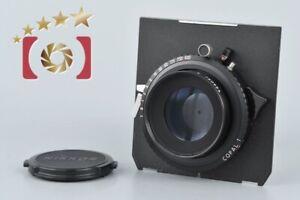 Excellent!! Nikon NIKKOR-M 300mm f/9 Copal No.1 Shutter