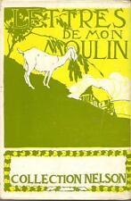 COLLECTION NELSON / LETTRES DE MON MOULIN - ALPHONSE DAUDET - 1957 - TTBE !