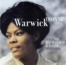 DIONNE WARWICK SINGS THE BACHARACH & DAVID SONGBOOK / CD