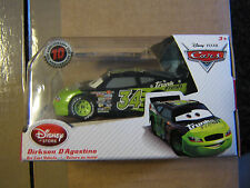 DISNEY CARS 10TH ANNIVERSARY DIRKSON D'AGOSTINO  DISNEY STORE EXCLUSIVE