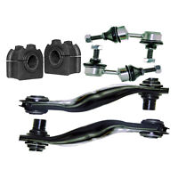 FOR JAGUAR X-TYPE 2.0 2.1 2.2 2.5 3.0 V6 D 2001-2009 REAR SUSPENSION KIT
