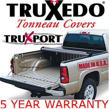 "TruXedo TruXport Tonneau Cover Roll Up 04-06 Chevy Silverado GMC Sierra 5'8"" Bed"