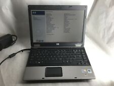 HP Compaq 6530b Intel Core 2 Duo 2.53GHz 2gb RAM Laptop Computer -CZ