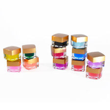 COLOR UV GEL COLORATI OFFERTA KIT 12 GEL RICOSTRUZIONE UNGHIE NAIL ART