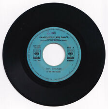 Philippines TINA CHARLES Dance Little Lady Dance 45 rpm Record