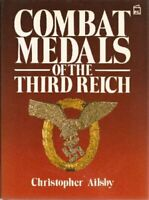 Combat Medals of the Third Reich by Ailsby, Christopher Paperback Book The Fast