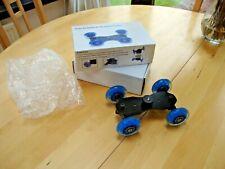 Floor kit for Dolly Skater for DSLR  camera video Stabilizer