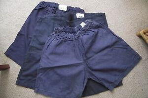 Vintage Original WW2 Period British Army Standard Blue P.T. Shorts