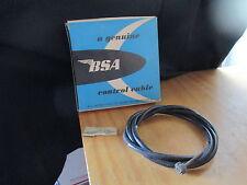NOS BSA OEM Clutch Cable 175cc D7 Bantam 12290.8572 90-8572 1-22-90-8572