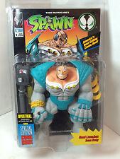 McFarlane Spawn Poseable Action Figure W/Comic Book ~ OVERTKILL NIP!!