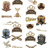 HARRY POTTER House Badge - Gryffindor Slytherin Hufflepuff Ravenclaw Primark