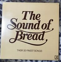 THE SOUND OF BREAD - 1977 Vinyl LP - Elektra K52062 A1/B1 1st Press Ex/Ex