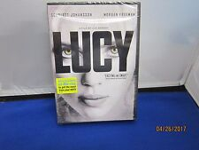 Lucy BRAND NEW SEALED DVD  Scarlett Johansson ,  Morgan Freeman Fast Shipping