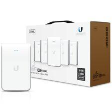 UBIQUITI UAP-AC-IW-5 UniFi AC AP In-Wall Dual Band AP 2.4+5Ghz 802.11ac 5 -PACK