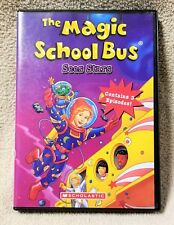THE MAGIC SCHOOL BUS SEES STARS DVD 3 Episodes 2006 Gains Weight Goes on Air EUC