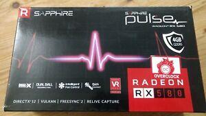 Sapphire Pulse Radeon RX580 4GB AMD