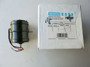 Engine Cooling Fan Motor VDO PM2800 fits Mitsubishi, Plymouth, Toyota, Dodge