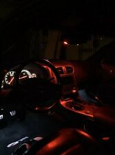 2005-2013 c6 Corvette Interior Red LED Plug-N-Play Upgrade Kit (Free Shipping)