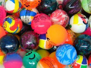 Bouncy Jet Balls Birthday Party Loot Bag Stocking Fillers Kids Birthday Toys UK