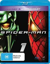 Tobey Maguire DVD & Blu-ray Movies Spider