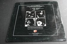 THE BEATLES: Let It Be 1970 UK 1st PCS 7096 RED APPLE Cover British Invasion LP