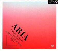 Aria: Music for Saxophone & Organ, New Music